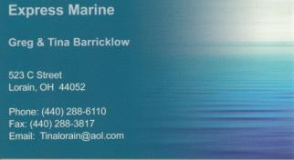 Express Marine...A Full Service Marine Repair Facility